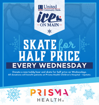 Wednesday---Half-Price