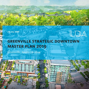 2019 Downtown Master Plan cover page